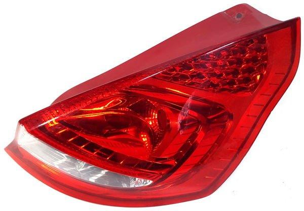 Ford Fiesta Mk7 Lampa Tył Tylna Prawa 2009